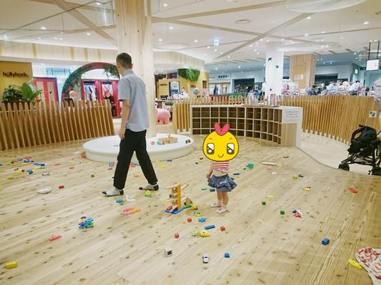 ららぽーと海老名 こどもの遊び場