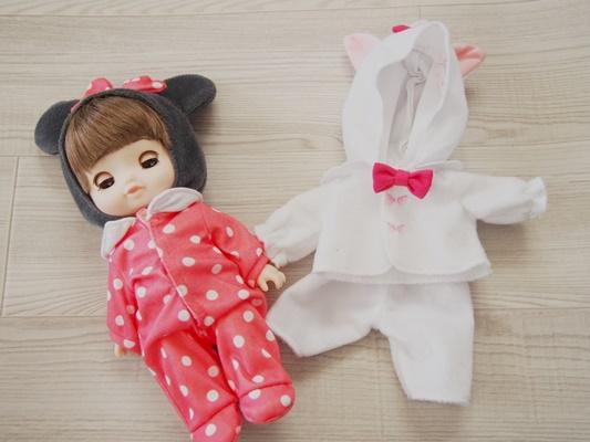 レミンちゃんパジャマ