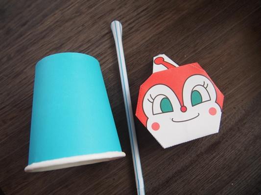 紙コップおもちゃ