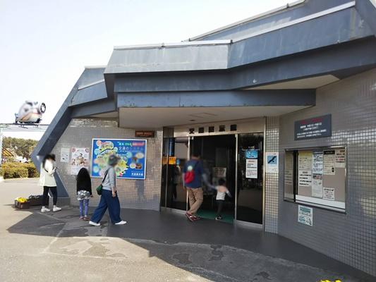 交通展示館