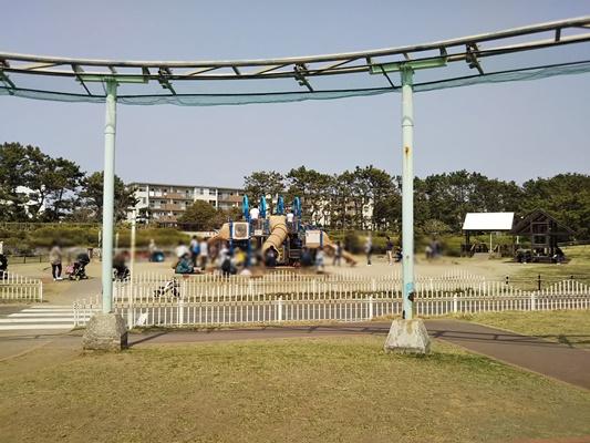 辻堂海浜公園遊具