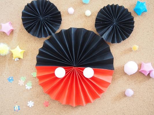 ミッキーマウス壁面飾り