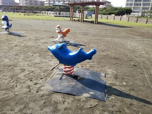 湘南海岸公園ちびっ子広場