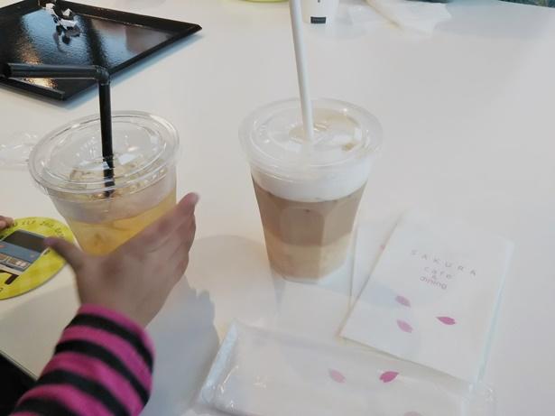 いすゞプラザさくらカフェ