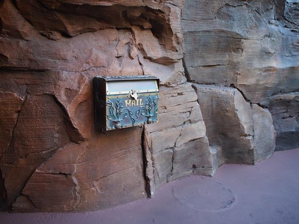 ディズニーシー メールボックス